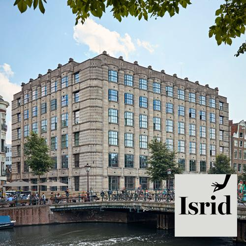 Isrid - Masterclass Fashion-Tech Trends at SOHO Amsterdam
